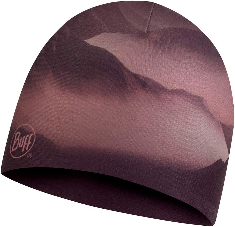 BUFF Women's Microfiber Reversible Limited price Hat trend rank Mauve Serra Meadow no S