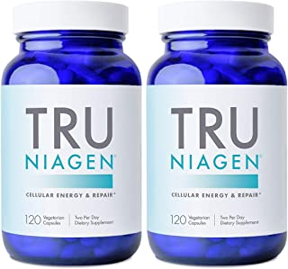 NAD+ Supplement More Efficient Than NMN - Nicotinamide Riboside for Energy, Metabolism, Vitality, Muscle Health, Healthy A...