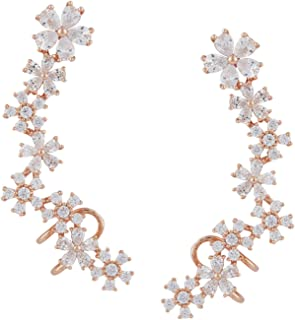Earring for Women, Gold Coloured Plated Designer Earring for Womens & Girls, Wedding Gift set