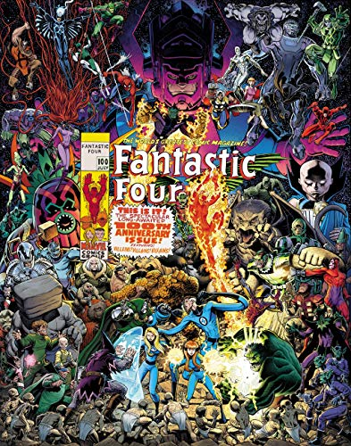 The Fantastic Four Omnibus Vol. 4