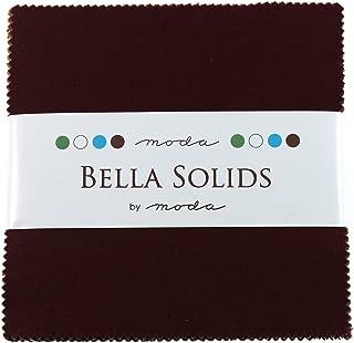Bella Solids Kansas Charm Pack 42 Squares 5