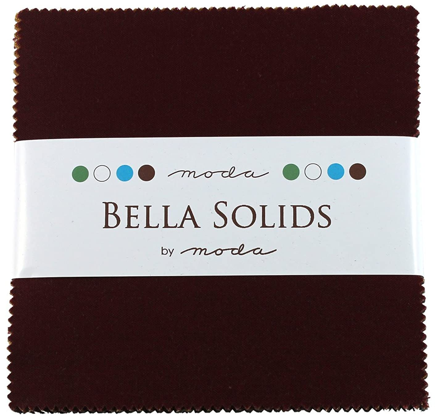 Bella Solids Kansas Charm Pack 42 Squares 5