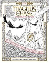 The Magnus Chase Coloring Book (A Magnus Chase Book) (Magnus Chase and the Gods of Asgard)