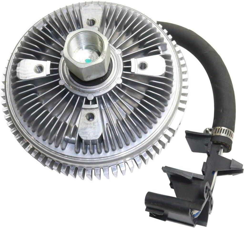 For GMC Envoy XL Max 54% OFF Fan Clutch 2002 03 Electronic 04 Finally resale start Clut 05 2006