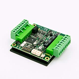Geckodrive GR214V Bulletproof High Resolution Digital Stepper Motor Driver   80VDC 7A NEMA 8-42   High Torque   Featuring Short Circuit Protection   Made and Supported in the USA