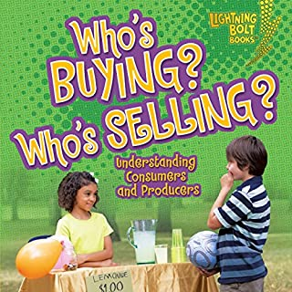 Who's Buying? Who's Selling? audiobook cover art