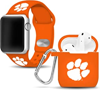 clemson apple watch band
