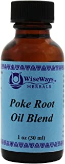 WiseWays Herbals Poke Root Blend 1 oz