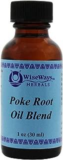 WiseWays Herbals Poke Root Blend 1 oz