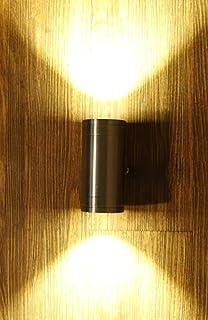 Improvhome Led Outdoor UP-Down Light, Wall Mounted Weatherproof, Warm White 3000k, IP65 10watt
