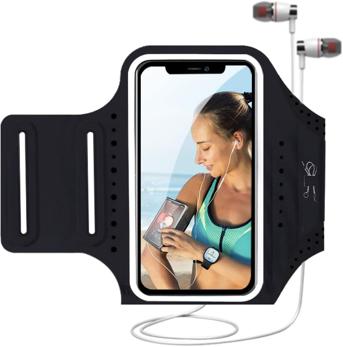 MILPROX Cell Phone Armband Arm Complete Free Shipping Waterproof Holde Special price Universal