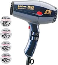 Parlux 3500 Ceramic & Ionic Dryer 2000W, Blue