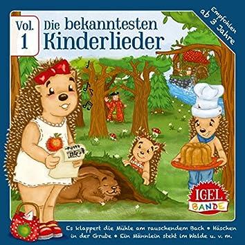 Die bekanntesten Kinderlieder, Vol. 1
