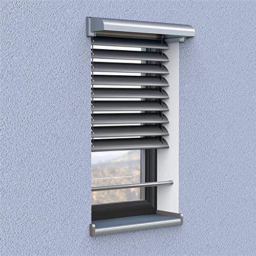 Fenster Absturzsicherung Innenbefestigung Easy V2A Ø 42,4 mm 1200 mm Nein
