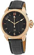 Lucien Piccard Trevi Black Dial Men's Watch 40053-RG-01
