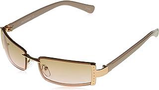 Southpole Boys 208SP OX Rectangular Sunglasses Black 65 mm Colors In Optics Sunglasses Colors In Optics
