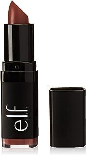 e.l.f. Velvet Matte Lipstick - Blushing Brown, 4.09 g