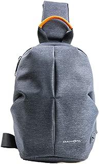 Dahon Sling Backpack Sling Bag Shoulder Backpack Shoulder Bag Crossbag Camera Backpack with Adjustable Shoulder Strap Perfect for Outdoor Sports, Hiking, Cycling, Travel