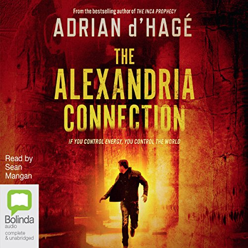 The Alexandria Connection audiobook cover art