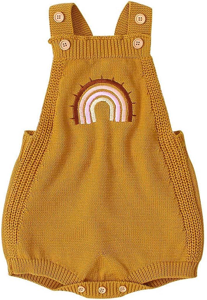 Spring Knit Romper 0-18 5% OFF Months Boston Mall Toddler Baby Newborn Kids Infant