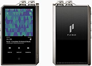 COWON PLENUE 2 AK4497EQ DAC 24bit/192kHz DSD128 128G APE High Resolution Lossless HiFi Music Player