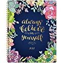 """Weekly & Monthly 8""""x10"""" 2022 Planner with Flexible Cover"""