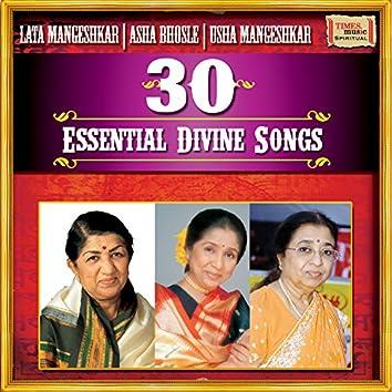 30 Essential Divine Songs
