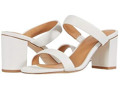 Soludos Ines Heel (White) Women