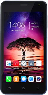 Full Screen Unlocked Smartphone,5.0 inch Dual SIM Dual HD Camera Cell Phone Android 6.0 WiFi GPS 3G Mobile Phone