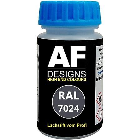 Alex Flittner Designs Lackstift Ral 7024 Graphitgrau Glänzend 50ml Schnelltrocknend Acryl Auto