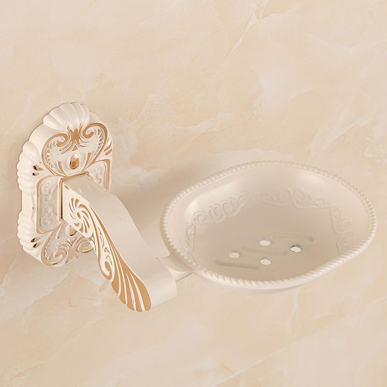 ganancia cero Jaboneras HAIZHEN Jabón blancoo retro del oro Europea Europea Europea Plus netas de jabón caja de jabón Bastidores Bao Accesorios (Color   A)  ventas en linea