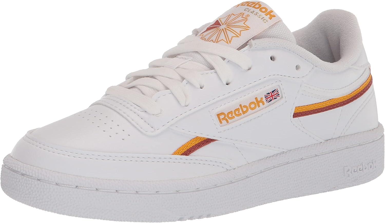 人気ブランド Reebok Men's Club 流行 Sneaker C