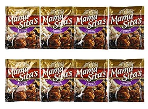 Mama Sitas Adobo Mix 1.76 Oz Per Pack (Pack of 8)
