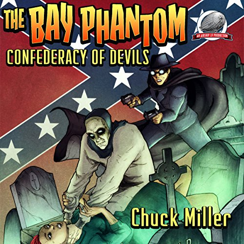 The Bay Phantom: Confederacy of Devils Titelbild
