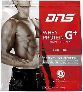 DNS ホエイプロテインG+(ジープラス) チョコレート風味 1000g