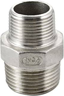 stainless steel pipe adapters