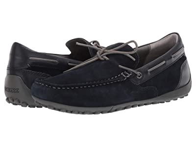 Geox Snake Mocc (Navy) Men