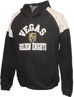 Outerstuff Youth Vegas Golden Knights Hat Trick Pullover Sweatshirt Fleece Hoodie