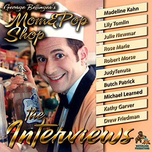 George Bettinger's Mom & Pop Shop: The Interviews copertina
