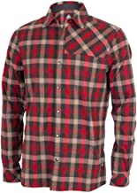 Club Ride Liv'n Flannel Biking Jersey, Long Sleeve Cycling Shirt, Under Arm Vents, Moisture Wicking Fabric