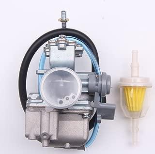New Carburetor For Yamaha Badger 80 YFM 80 85 86 87 88 ATV Carb w/ Fuel Filter