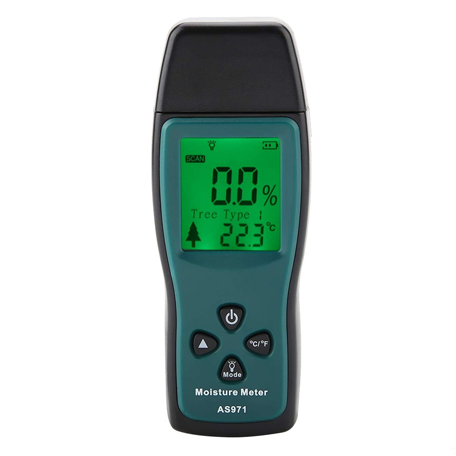 Humidity Tester, Moisture Tester Digital Dampness Humidity Meter