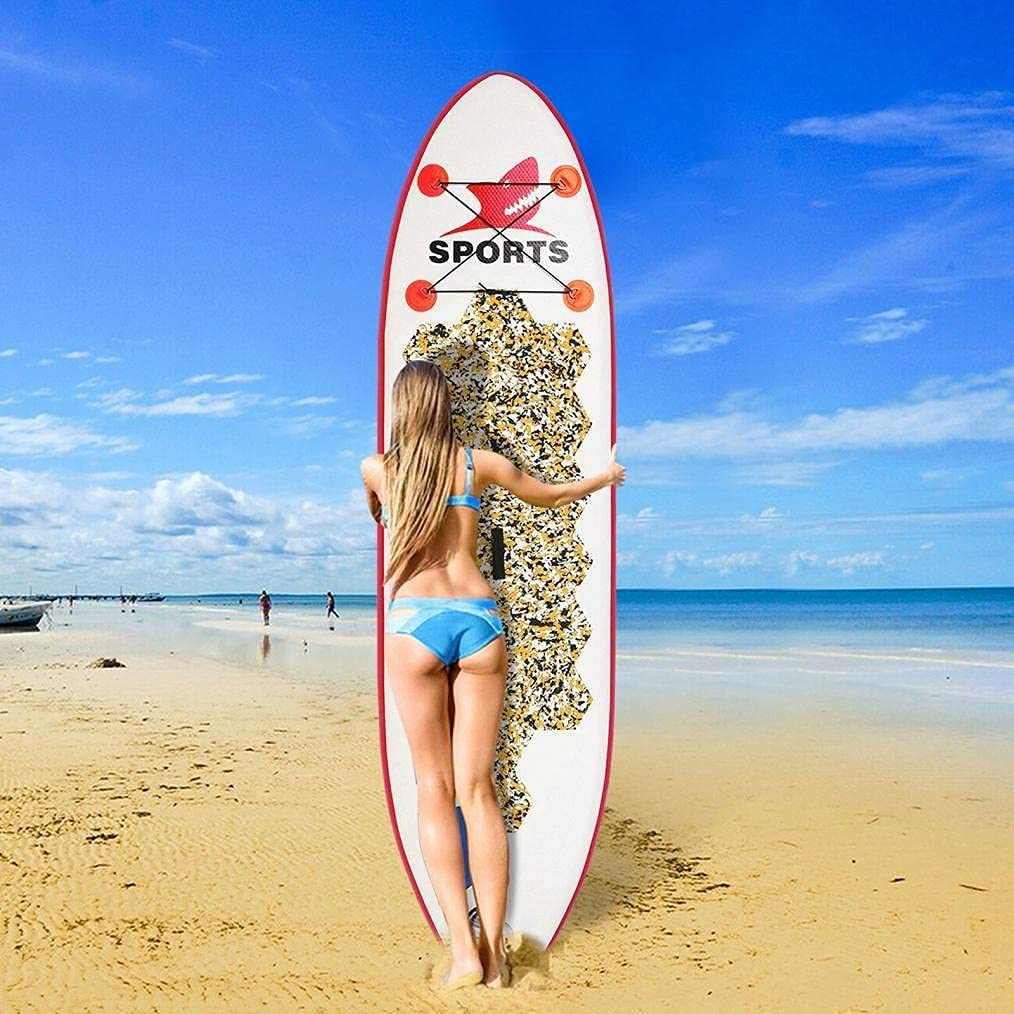 amidoa Large special price !! 10 ft Inflatable Stand Up Adu Surfboard Boards for El Paso Mall Paddle