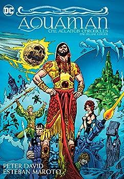 Aquaman  The Atlantis Chronicles Deluxe Edition