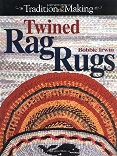 Twined Rag Rugs