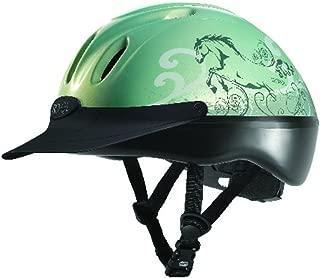 Troxel Spirit Schooling Helmet Mint Dreamscape