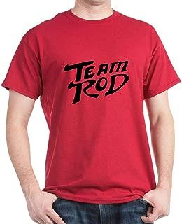 CafePress Team Rod Classic 100% Cotton T-Shirt