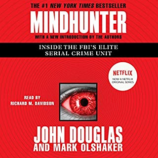 Mindhunter cover art