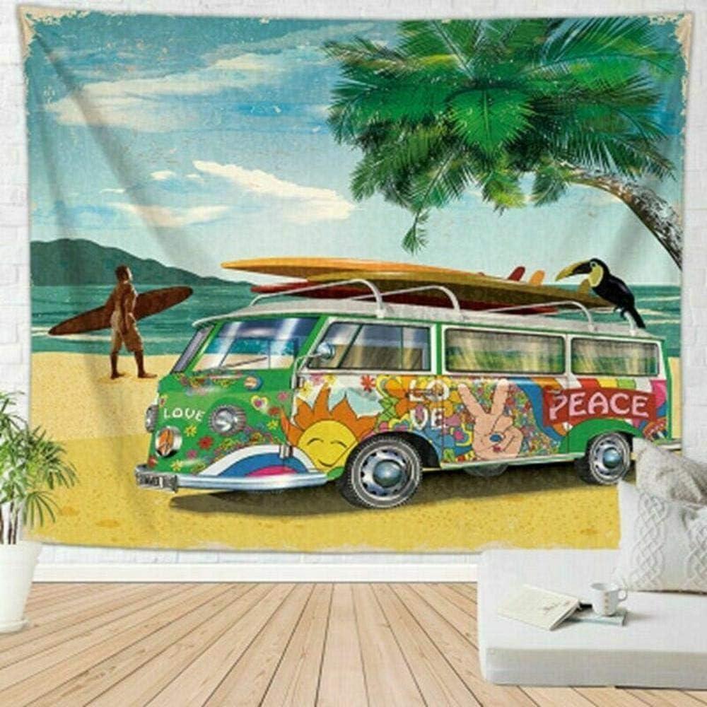 Tapestry boho mandala Beach Car Wall Hom 5 popular Hanging Art Living Room Sacramento Mall