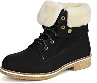 Women's Montreal Mid Calf Winter Snow Ankle Boots
